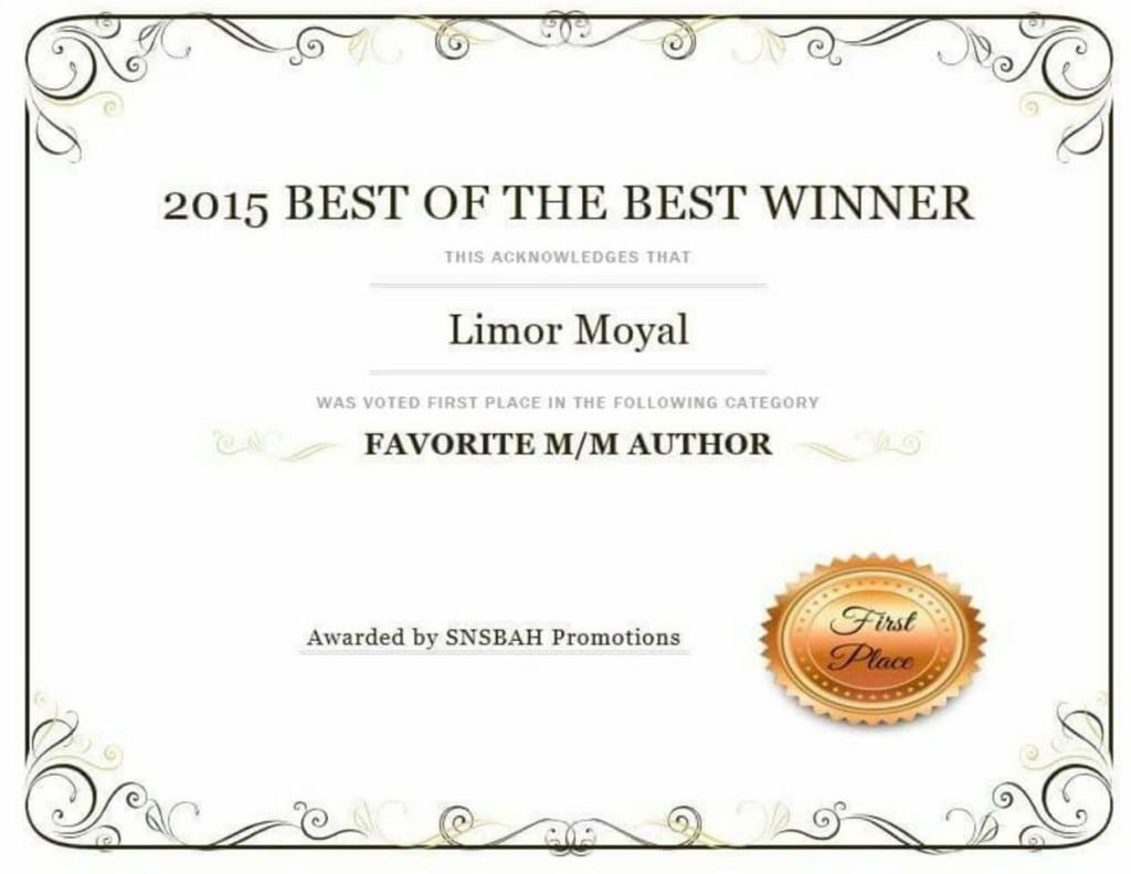 סופר השנה של אחד הבלוגים הנחשבים בארצות הברית.
